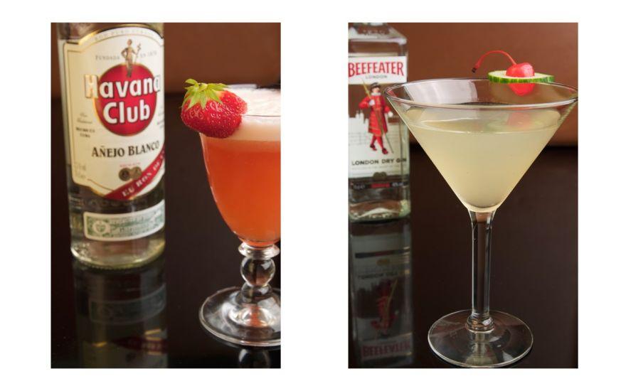 Getränke Fotografie für Werbung und Prospekt.