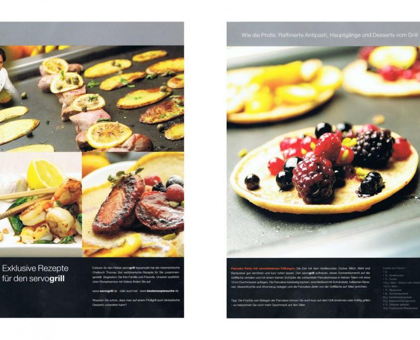 Promotion für Produkt und Einführung, Markstart am Beispiel Rieber.