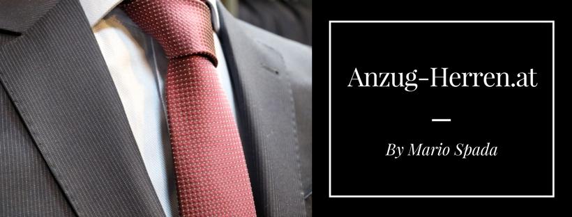 Webdesign für Modegeschäft gezeigt am Beispiel Anzug-Herren.at Online Marketing Beratung für kleine Betriebe